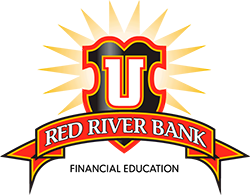 Red River Bank University Logo